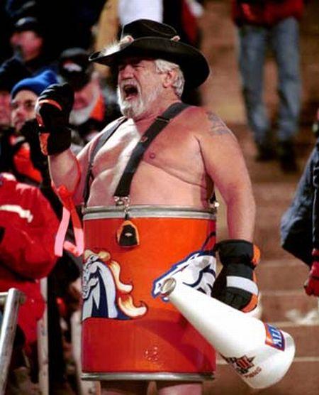Broncos Fan