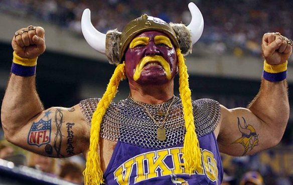 Vikings Clown